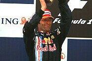 Podium - Formel 1 2009, Türkei GP, Istanbul, Bild: Sutton
