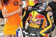 Girls - MotoGP 2009, Catalunya GP, Barcelona, Bild: Milagro
