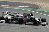 Rennen - Formel 1 2009, Deutschland GP, Nürburg, Bild: Sutton