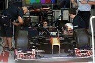 Donnerstag - Formel 1 2009, Ungarn GP, Budapest, Bild: Sutton