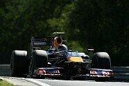 Freitag - Formel 1 2009, Ungarn GP, Budapest, Bild: Sutton