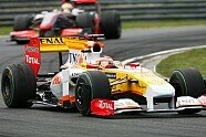 Rennen - Formel 1 2009, Ungarn GP, Budapest, Bild: Sutton