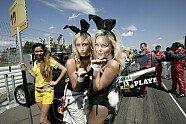 DTM Grid Girls: Die schönsten Post-Mädels 2008-2019 - DTM 2009, Verschiedenes, Bild: Audi