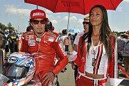 Girls - MotoGP 2009, Tschechien GP, Brünn, Bild: Ducati