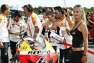 Girls - MotoGP 2009, Tschechien GP, Brünn, Bild: Honda