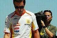 Donnerstag - Formel 1 2009, Europa GP, Valencia, Bild: Sutton