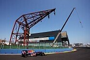 Freitag - Formel 1 2009, Europa GP, Valencia, Bild: Sutton