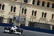 Samstag - Formel 1 2009, Europa GP, Valencia, Bild: Sutton