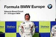 11. & 12. Lauf - Formel BMW 2009, Europa, Valencia, Bild: Hartley/Sutton