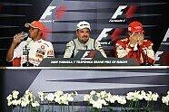 Sonntag - Formel 1 2009, Europa GP, Valencia, Bild: Sutton