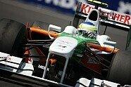 Rennen - Formel 1 2009, Europa GP, Valencia, Bild: Sutton