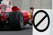 Kimi Räikkönen bei Ferrari - Formel 1 2009, Verschiedenes, Bild: Sutton