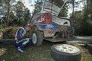 Mikko Hirvonens Karriere in Bildern - WRC 2009, Verschiedenes, Bild: Sutton