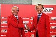 Montezemolo: Bilder seiner Karriere - Formel 1 2009, Verschiedenes, Bild: Sutton