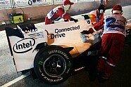 Rennen - Formel 1 2009, Singapur GP, Singapur, Bild: Sutton
