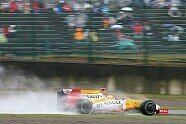 Freitag - Formel 1 2009, Japan GP, Suzuka, Bild: Sutton