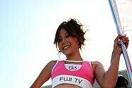 Girls - Formel 1 2009, Japan GP, Suzuka, Bild: Sutton