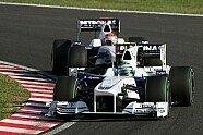 Rennen - Formel 1 2009, Japan GP, Suzuka, Bild: Sutton