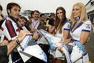 Girls - MotoGP 2009, Portugal GP, Alcabideche, Bild: Milagro