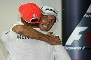 Weltmeister Jenson Button - Formel 1 2009, Verschiedenes, Brasilien GP, São Paulo, Bild: Sutton