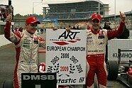 19. & 20. Lauf - Formel 3 EM 2009, Hockenheim II, Klettwitz, Bild: Sutton
