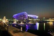 Vorbereitungen - Formel 1 2009, Abu Dhabi GP, Abu Dhabi, Bild: Sutton