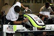 Freitag - Formel 1 2009, Abu Dhabi GP, Abu Dhabi, Bild: Sutton