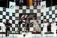 Podium - Formel 1 2009, Abu Dhabi GP, Abu Dhabi, Bild: Sutton