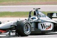 McLaren in der Formel 1 - Formel 1 1998, Verschiedenes, Bild: Sutton
