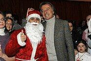 Montezemolo: Bilder seiner Karriere - Formel 1 2009, Verschiedenes, Bild: Ferrari