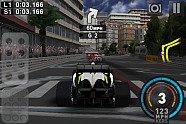 Formel 1 auf dem iPhone - Games 2009, Bild: Codemasters