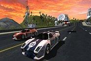 Screenshots: Trackmania Wii - Games 2010, Bild: Focus Home Interactive