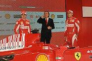 Montezemolo: Bilder seiner Karriere - Formel 1 2010, Verschiedenes, Bild: Ferrari