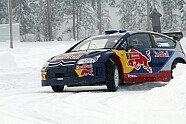 Kimi Räikkönen bei der Arctic Lapland Rallye - Mehr Rallyes 2010, Verschiedenes, Bild: Red Bull/GEPA