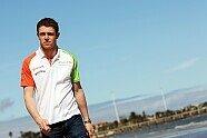 Mittwoch - Formel 1 2010, Australien GP, Melbourne, Bild: Sutton