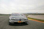 Testfahrten - Valencia - DTM 2010, Testfahrten, Bild: DTM