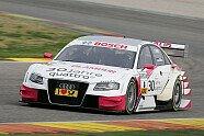 Testfahrten - Valencia - DTM 2010, Testfahrten, Bild: Audi