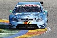 Testfahrten - Valencia - DTM 2010, Testfahrten, Bild: Mercedes-Benz