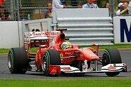 Samstag - Formel 1 2010, Australien GP, Melbourne, Bild: Sutton