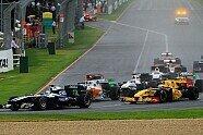 Rennen - Formel 1 2010, Australien GP, Melbourne, Bild: Sutton