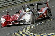 Qualifikation - 24 h Le Mans 2010, Bild: Audi