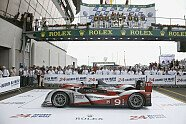 Rennen - 24 h Le Mans 2010, Bild: Audi