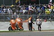 Sonntag - MotoGP 2010, Großbritannien GP, Silverstone, Bild: Gresini Honda