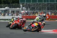 Sonntag - MotoGP 2010, Großbritannien GP, Silverstone, Bild: Repsol Honda