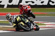 Sonntag - MotoGP 2010, Großbritannien GP, Silverstone, Bild: Milagro