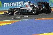Freitag - Formel 1 2010, Europa GP, Valencia, Bild: Mercedes GP