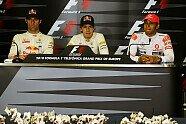 Samstag - Formel 1 2010, Europa GP, Valencia, Bild: Sutton