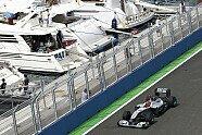 Samstag - Formel 1 2010, Europa GP, Valencia, Bild: Mercedes GP