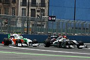 Rennen - Formel 1 2010, Europa GP, Valencia, Bild: Sutton