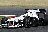 Freitag - Formel 1 2010, Großbritannien GP, Silverstone, Bild: Sutton